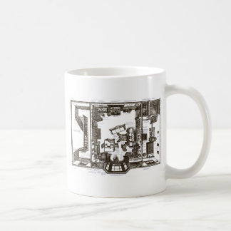 That Famous Victorian Flat Annotated Coffee Mug