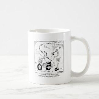 That Funny Buzzing Sound Coffee Mug