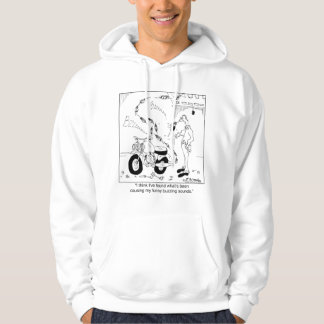 That Funny Buzzing Sound Hoodie