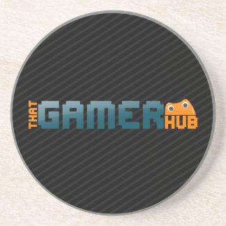 That Gamer Hub Coaster