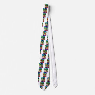 THAT GRAND CIRCUS IN THE SKY TIE