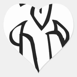 That Guy Heart Sticker