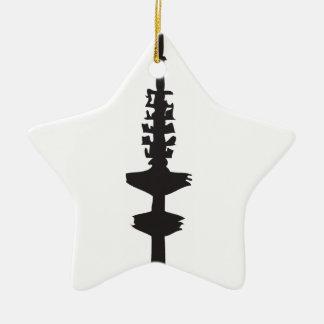 That Hamburg TV tower Ceramic Ornament