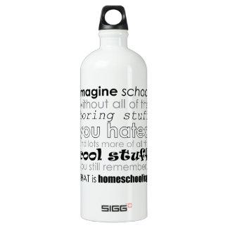 THAT is Homeschooling! SIGG Traveler 1.0L Water Bottle