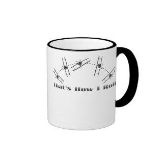 That Is How I Roll Ringer Mug