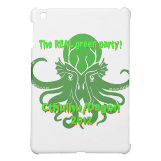That is not dead which can eternal lie iPad mini cases