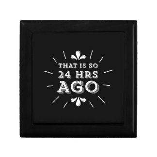 That is so 24 Hours Ago Silicon Valley Geek Jewelry Box