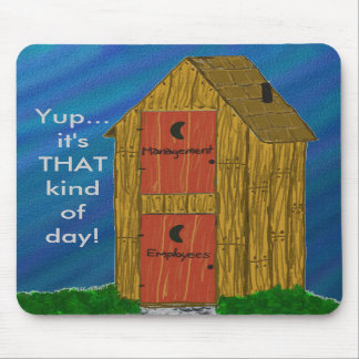 That kind of day! mousepads