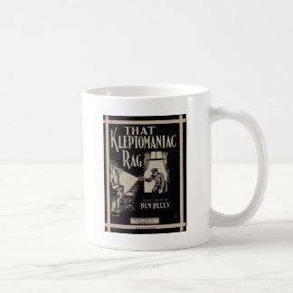 That Kleptomaniac Rag Coffee Mug