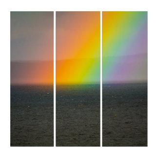 That Lucky Feeling AcryliPrint®HD Triptych Art