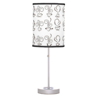That Morning Cup Table Lamps