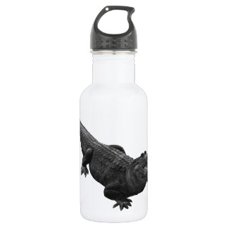 THAT ONE ALLIGATOR STAINLESS STEEL WATER BOTTLE
