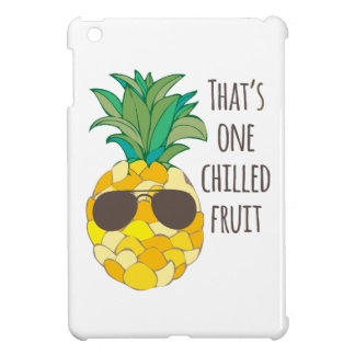THAT' ONE CHILLED FRUIT iPad MINI COVER