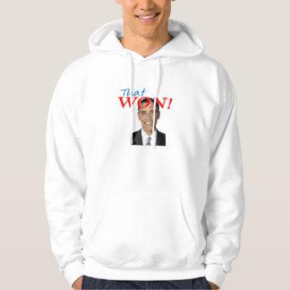 That One Won Obama Sweatshirt