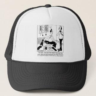 That Part's Been Discontinued Trucker Hat
