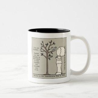 That Place Two-Tone Coffee Mug