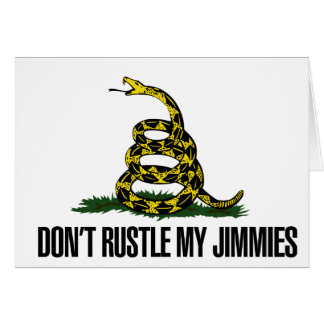 That Really Rustled My Jimmies Cards