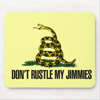 That Really Rustled My Jimmies Mouse Pad