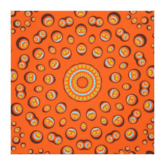 That Retro Feel share one Happy dance Canvas Print