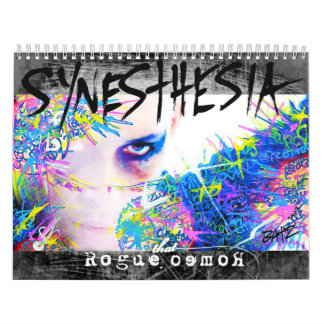 That Rogue Romeo: SYNESTHESIA 2014 Calendar