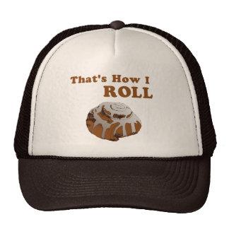 That s How I Roll Mesh Hats