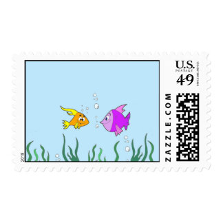 That Seems Fishy Stamps