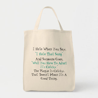 That song is catchy so is the plague tote