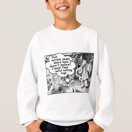 That Sound! (Clown + Banjo) Sweatshirt