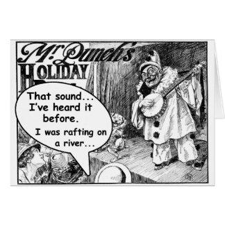 That Sound! (Evil Banjo Clown) Card