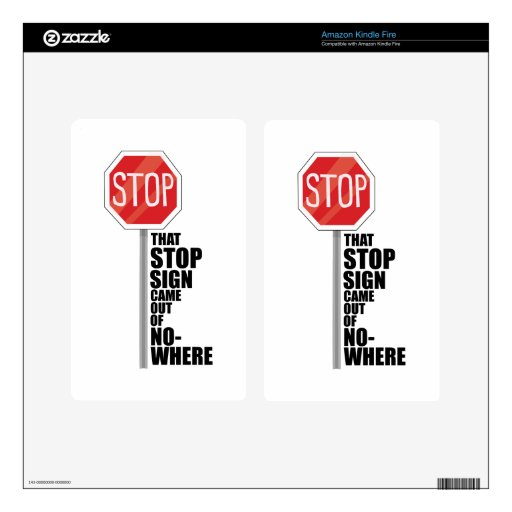 That Stop Sign