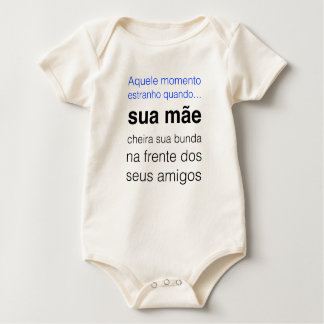 That strange moment baby bodysuit