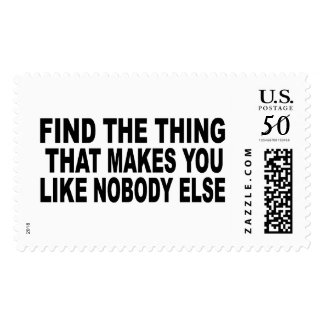 THAT THING POSTAGE