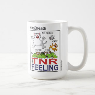 That TNR Feeling Coffee Mug