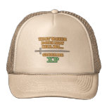 That Which Does Not Kill Me Hat