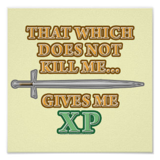 That Which Does Not Kill Me Posters