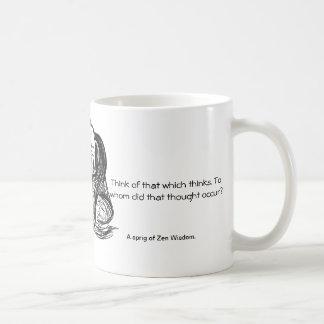 That Which Thinks Mug
