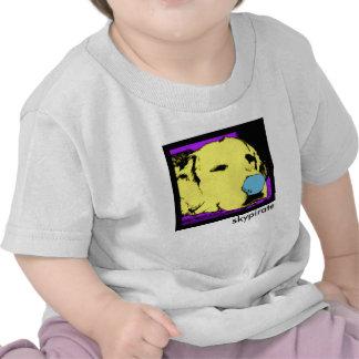 That Yellow Dog Baby Shirt