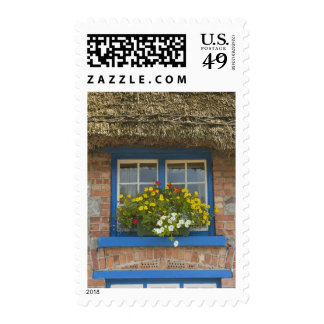 Thatched cottage Adare County Limerick Stamps