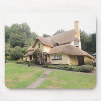 Thatched Cottage in Selworthy Mouse Pad