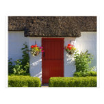 Thatched Cottage Post Card