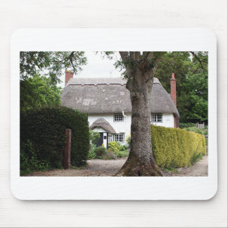 Thatched cottage, United Kingdom 10 Mouse Pad