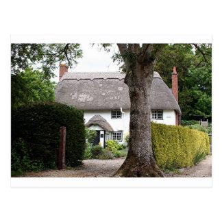 Thatched cottage, United Kingdom 10 Postcard