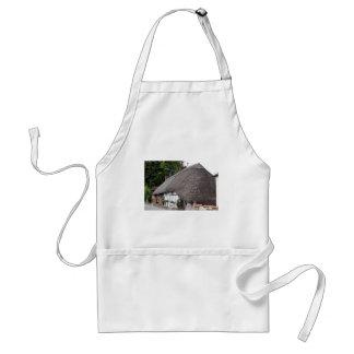 Thatched cottage, United Kingdom 11 Adult Apron