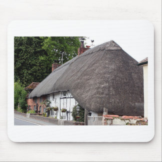 Thatched cottage, United Kingdom 11 Mousepads