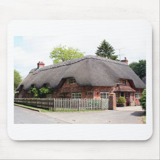 Thatched cottage, United Kingdom 12 Mousepad