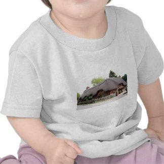 Thatched cottage, United Kingdom 12 T-shirts