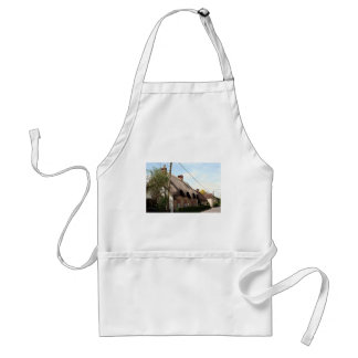 Thatched cottage, United Kingdom 13 Adult Apron