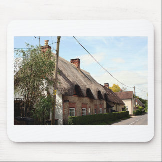Thatched cottage, United Kingdom 13 Mouse Pad
