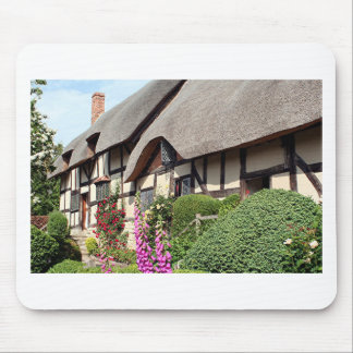Thatched cottage, United Kingdom 14 Mouse Pad