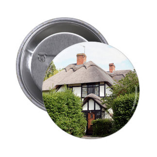Thatched cottage United Kingdom 15 Pin